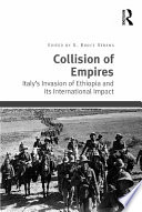 Collision Of Empires : in interwar europe. the last great european colonial...