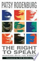 The Right to Speak