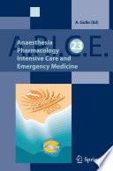 Anaesthesia  Pharmacology  Intensive Care and Emergency A P I C E