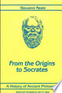 A History of Ancient Philosophy I