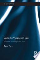 Domestic Violence in Iran