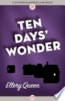 Ten Days' Wonder Sick Man S Family Howard Van Horn Wakes Up