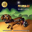 Frankie  the Walk  n Roll Dog