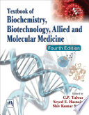 TEXTBOOK OF BIOCHEMISTRY  BIOTECHNOLOGY  ALLIED AND MOLECULAR MEDICINE