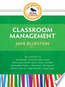The Best of Corwin  Classroom Management