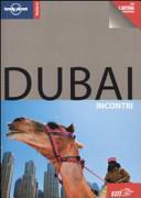 Copertina Libro Dubai. Con cartina