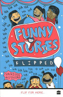 Flipped  Funny Stories Scary Stories Book PDF