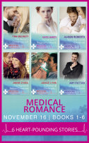Medical Romance November 2016 Books 1 6 Mills Boon E Book Collections