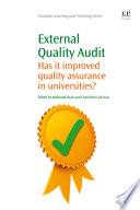 External Quality Audit