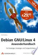 Debian Gnu Linux 4 Anwenderhandbuch