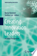 Creating Innovation Leaders