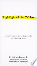 Highlighted In Yellow : ...