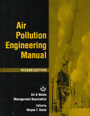 Air pollution engineering manual