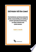 Did Water Kill the Cows