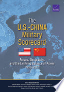 The U S  China Military Scorecard