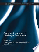 Power and Legitimacy   Challenges from Russia