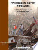 Psychological Support In Disasters