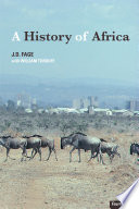 A History of Africa Book PDF