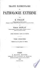 Traité élémentaire de pathologie externe0