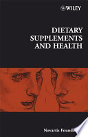 Dietary Supplements And Health