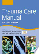Trauma Care Manual Book PDF