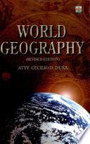 World Geography' 2007 Ed.