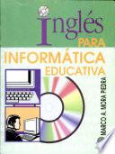 Ingl  s Para Inform  tica Educativa