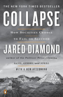 Collapse : and steel, the author explores how climate...