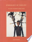 Ethnology of Vanuatu