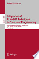 Integration Of Ai And Or Techniques In Constraint Programming