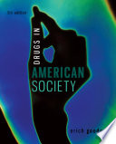 Drugs in American Society