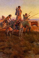 In the Wake of the Buffalo Hunters  Charles M Russell   for the Love of Art