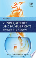 Gender  Alterity and Human Rights