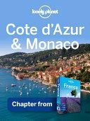 Lonely Planet Cote d Azur   Monaco
