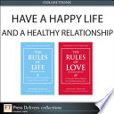 Have a Happy Life and Healthy Relationships  Collection