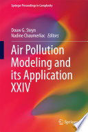 Air Pollution Modeling and its Application XXIV