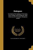 DIALOGUES Culturally Important And Is Part Of The