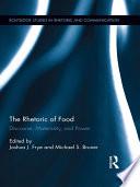 The Rhetoric of Food