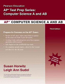 Pearson Education s Review for the AP Computer Science A and AB