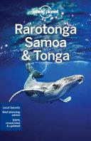 Lonely Planet   Rarotonga  Samoa and Tonga