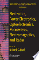 Electronics  Power Electronics  Optoelectronics  Microwaves  Electromagnetics  and Radar
