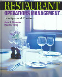 Restaurant Operations Management