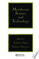 Membrane Science And Technology