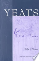 Yeats and Artistic Power