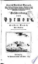 Beschreibung von Pyrmont