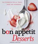 Bon Appetit Desserts Book