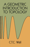 A Geometric Introduction to Topology