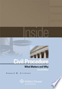 Inside Civil Procedure