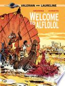 Valerian   Laureline   Volume 4   Welcome to alflolol