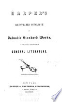 Illustrated Catalogue of     General Literature